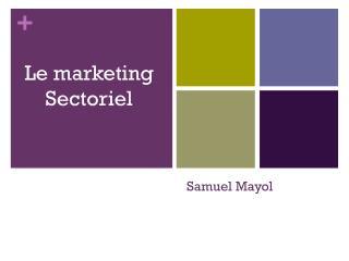 Samuel Mayol