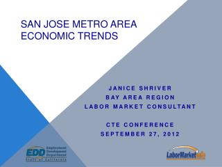 San Jose Metro Area Economic Trends