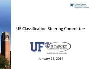 UF Classification Steering Committee
