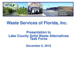 Waste Services of Florida, Inc.
