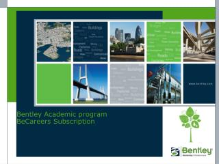 Bentley Academic program BeCareers  Subscription