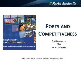 Ports and Competitiveness