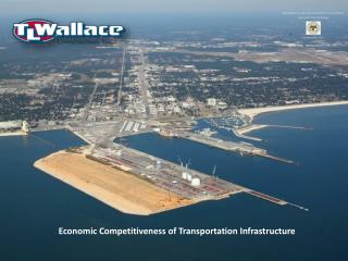 Economic Competitiveness of Transportation Infrastructure