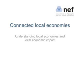 Connected local economies