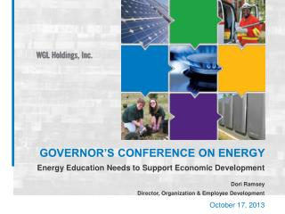 Governor's conference on energy