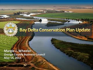 Bay Delta Conservation Plan Update
