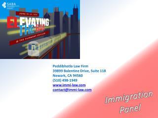 Immigration  Panel