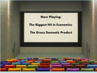 Now Playing: The Biggest Hit in Economics: The Gross Domestic Product