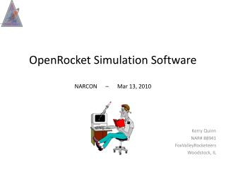 openrocket simulation software  narcon             mar 13, 2010