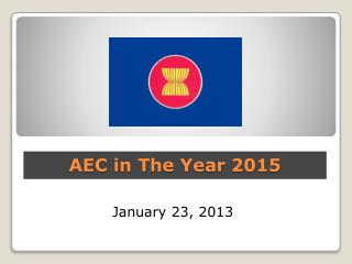 AEC in The Year 2015