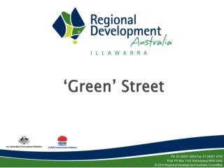'Green' Street