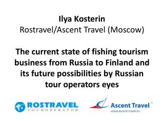 ROSTRAVEL Finland and Scandinavian niche tour  operator ASCENT  TRAVEL ski tour operator #1 in Russia