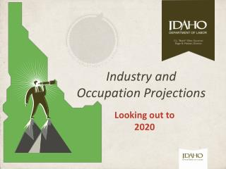 Industry and Occupation Projections
