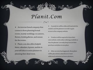 Planit.Com