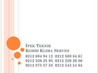 ambarlı   vaillant kombi servisi = 0212 320 25 95 = vaillant