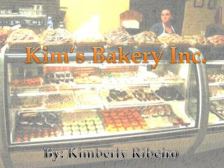 Kim's Bakery Inc.