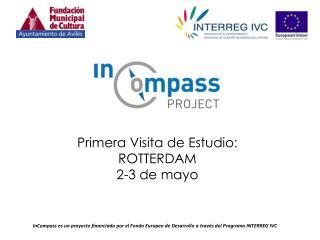 InCompass  es  un  proyecto financiado por  el  Fondo Europeo  de  Desarrollo  a  través  del  Programa  INTERREG IVC