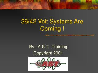 by:  a.s.t.  training copyright 2001