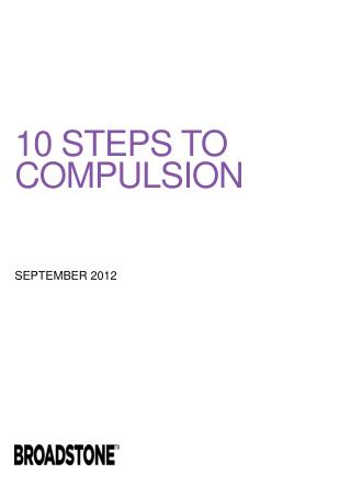 10 STEPS TO COMPULSION