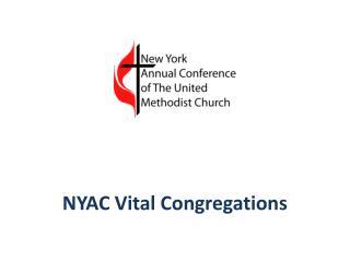 NYAC Vital Congregations