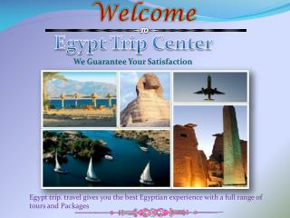 Egypt Trip Centre