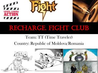 Recharge. Fight CLUB