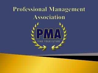 Professional Management Association