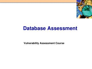 Database Assessment