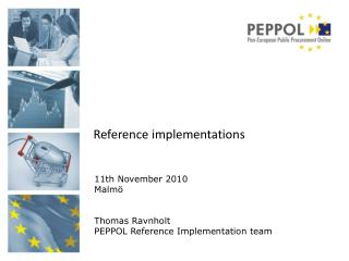 Reference implementations