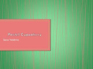 Pastel  Cupcakery