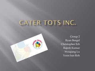 Cater Tots Inc.