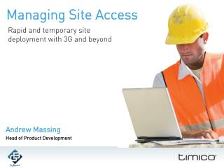 Managing Site Access