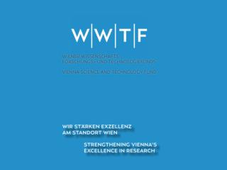1. Über den WWTF