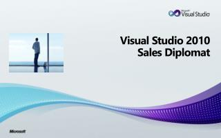 Visual Studio 2010  Sales Diplomat