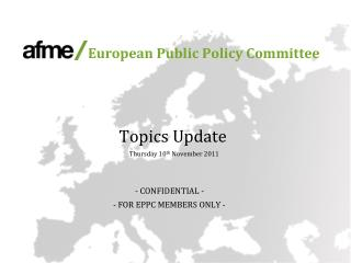 European Public Policy Committee