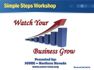 Simple Steps Workshop