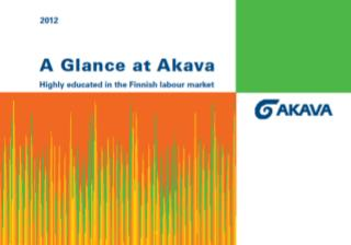 Contents Akava  2012 					 	    3 Akava and the labour  market 				   	    4 Extending working careers 					   10 Wellb