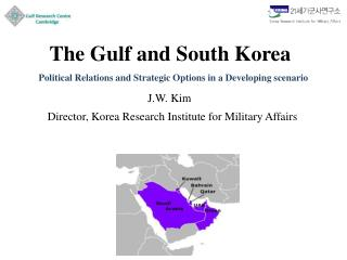 The Gulf and South Korea