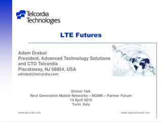 LTE Futures