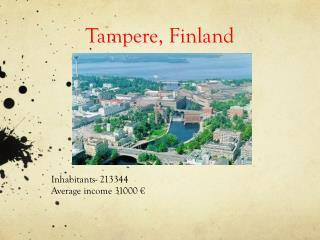 Tampere, Finland