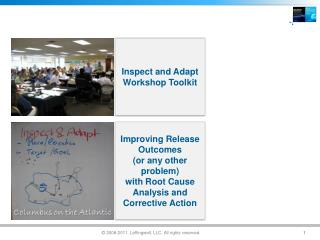 Inspect and Adapt Workshop Toolkit
