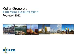 Keller Group plc Full Year Results 2011
