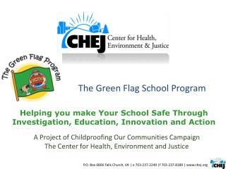 The Green Flag School Program