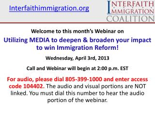Interfaithimmigration.org
