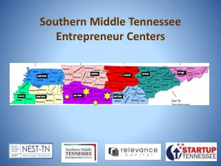 Southern Middle Tennessee Entrepreneur Centers