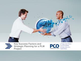 Key Success Factors and Strategic Planning for a PLM  Project