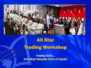 All Star  Trading Workshop
