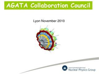 AGATA Collaboration Council