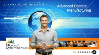 Advanced Discrete 	Manufacturing