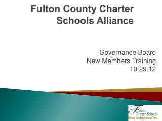 Fulton County Charter Schools Alliance